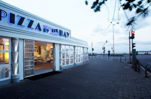 Pizza by the bay           (Image sourced : Google)