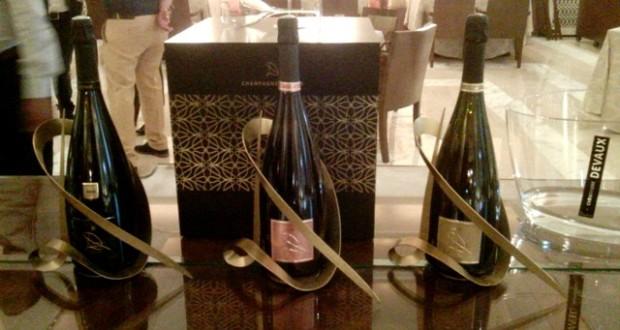 Deavux champagnes since 1846