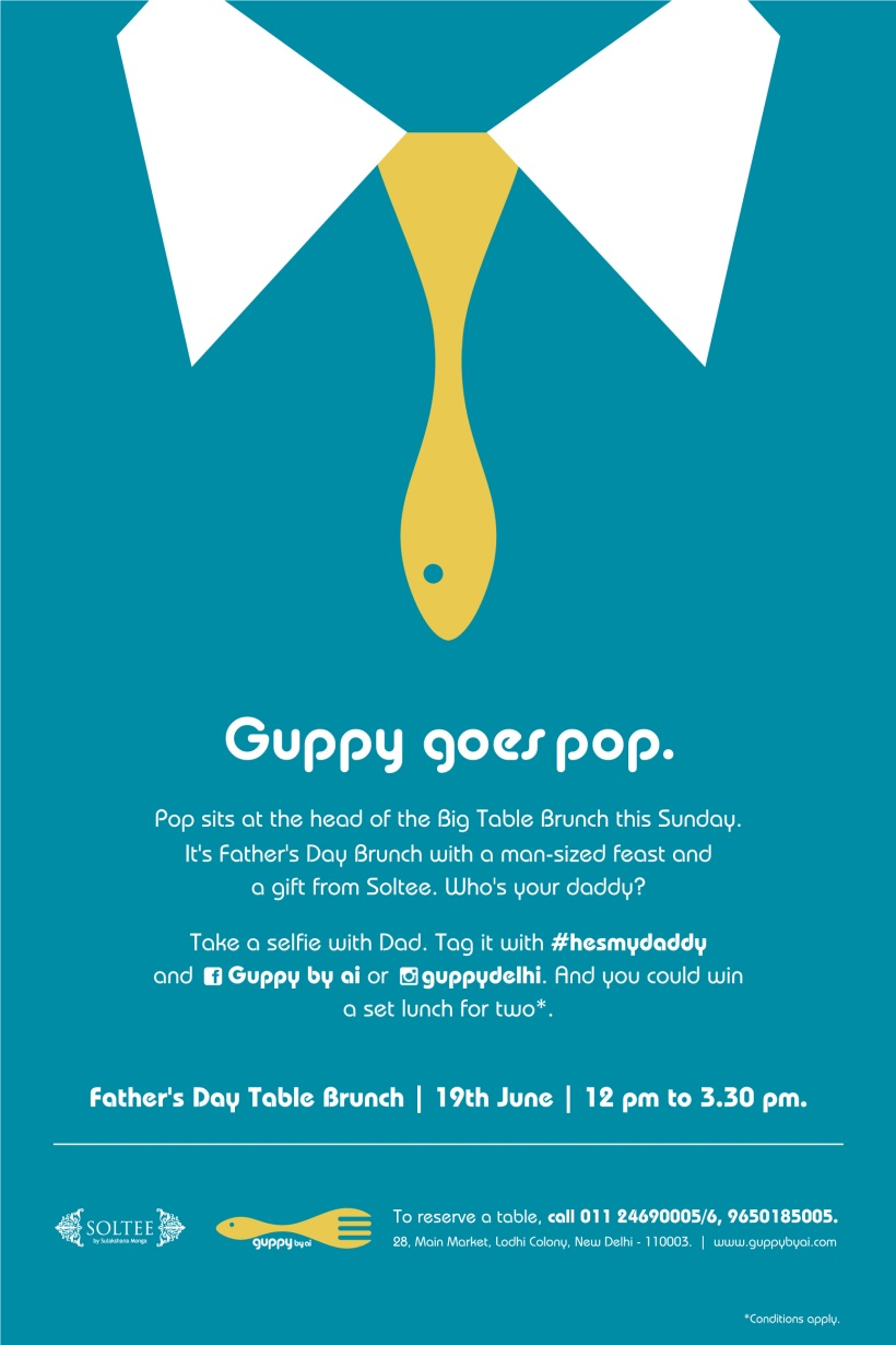 Father's Day - Guppy by ai